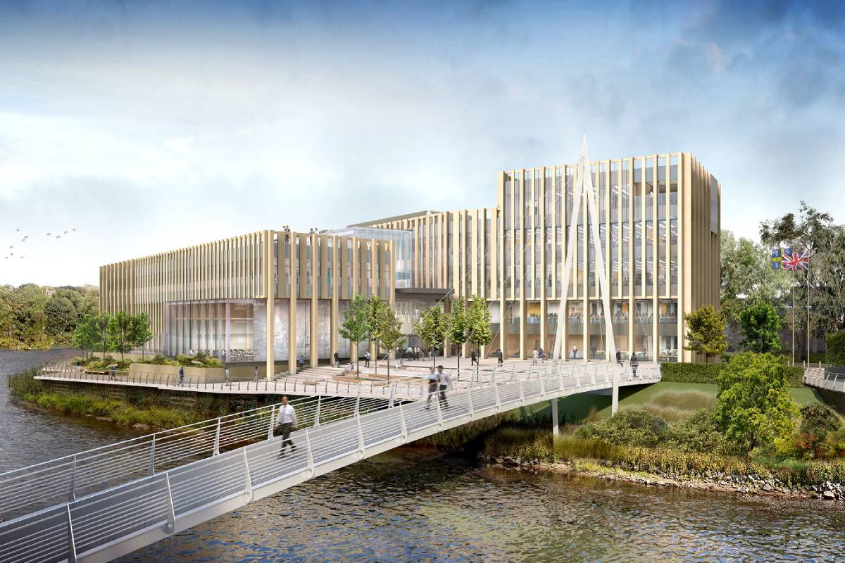 How will work on new Durham council offices affect parking? - ExplorAR