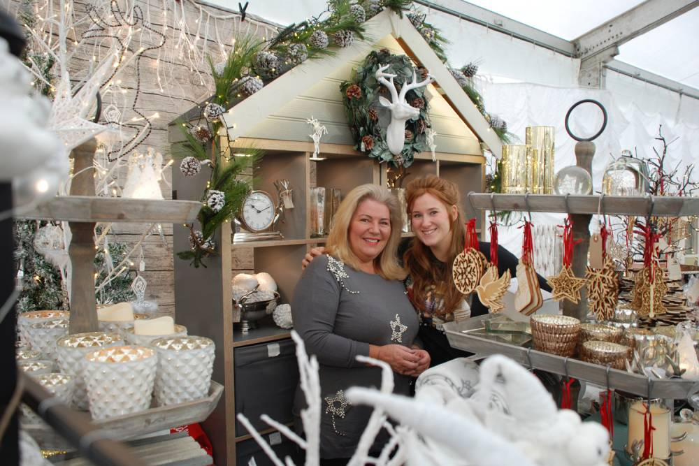 Durham Christmas Festival returns to Palace Green with a craft and gift marquee