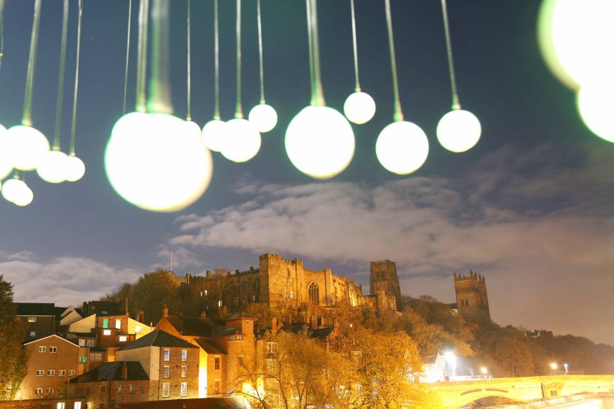 There are extra bus services for Durham Lumiere as well as route diversions