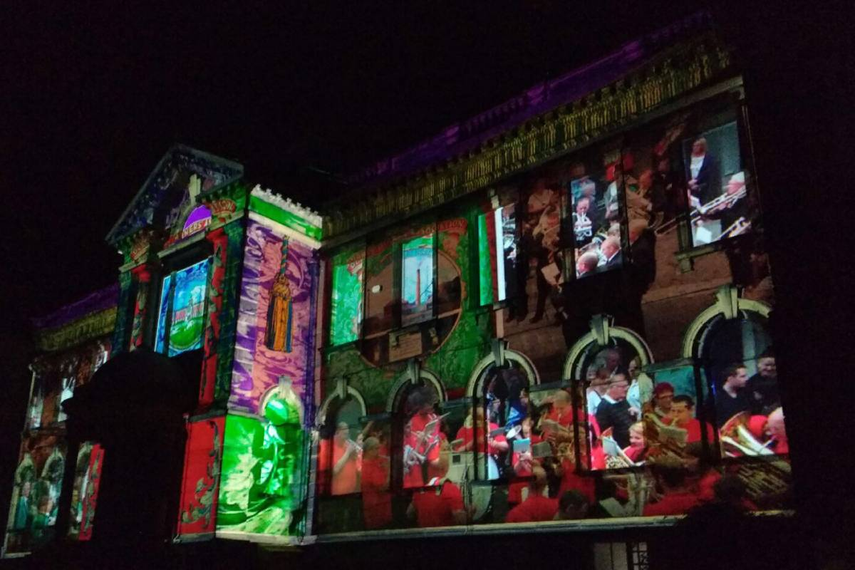 Durham Lumiere tips: the low light can make taking pictures difficult