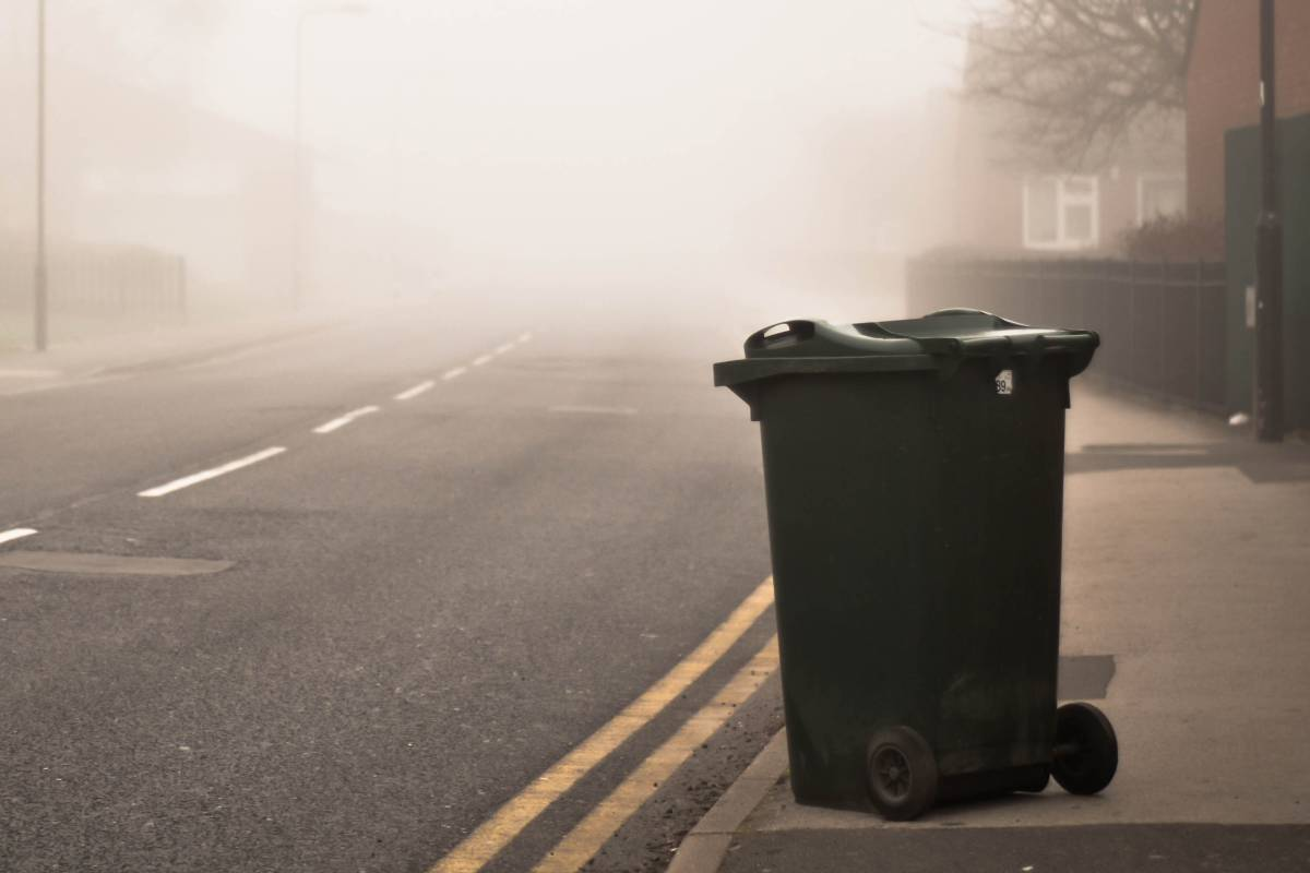Christmas bin collection times in Durham for 2019