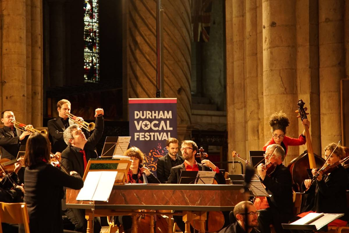 Durham Vocal Festival 2020 tickets are on sale for a variety of concerts