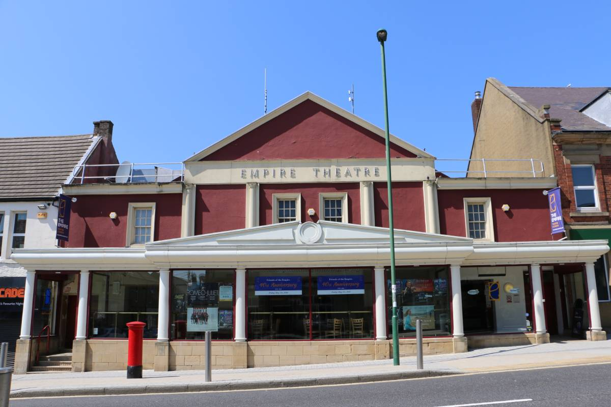 Consett Empire Theatre to close over the summer for refurbishment