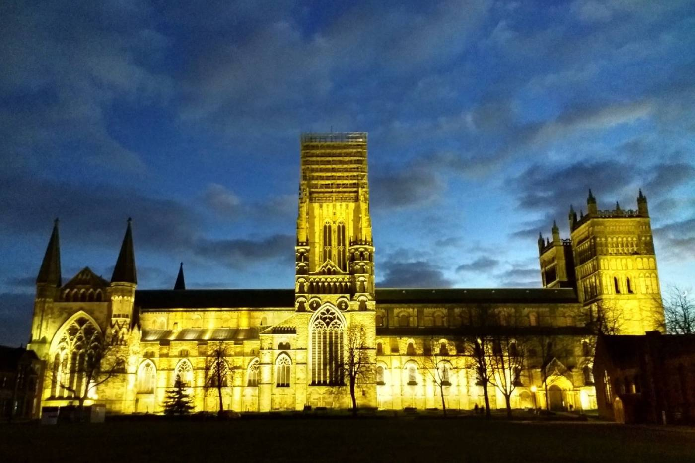 Cathedrals at Night event sees Durham Cathedral open its doors for evening experience