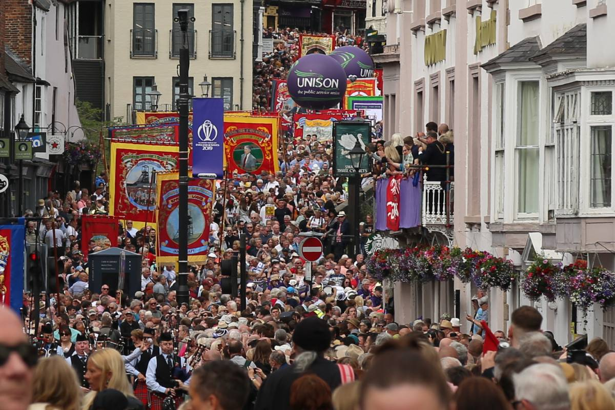 Many Durham festivals have been cancelled due to Covid 19 Coronavirus