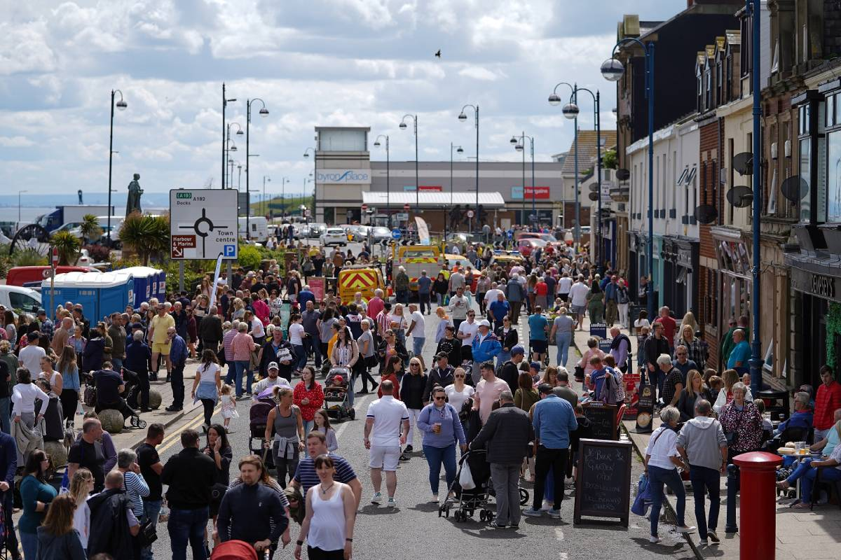 When is Seaham Food Festival 2020? Here's the date and how to book a stall
