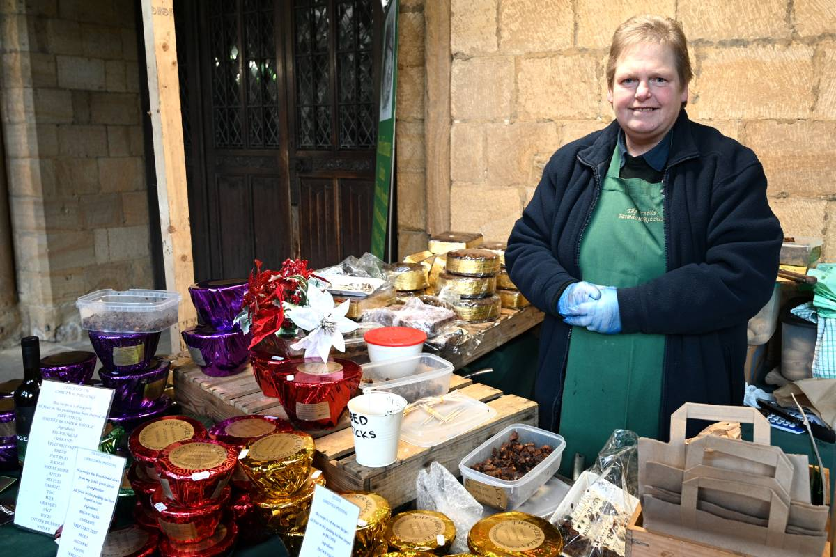 St Cuthbert Festival craft fair returns to Durham Cathedral cloisters for 2020
