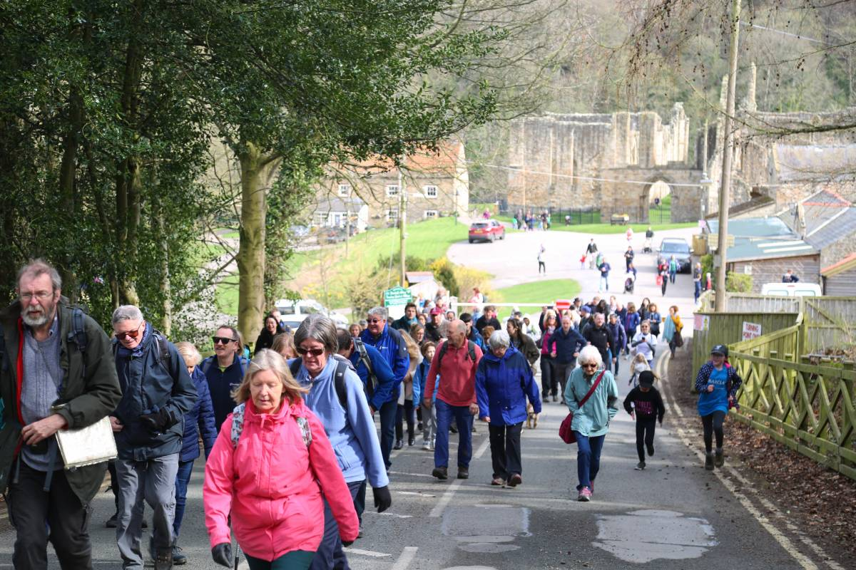 Durham's St Cuthbert Procession 2020 start time, date, and location