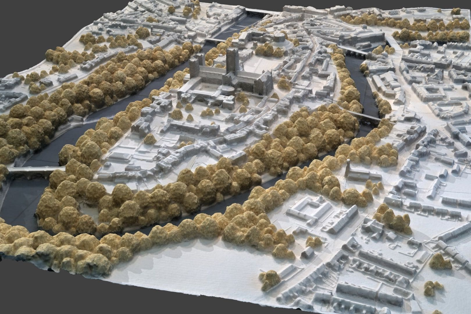 Durham 3D: how we created a 1,000 image photogrammetry model