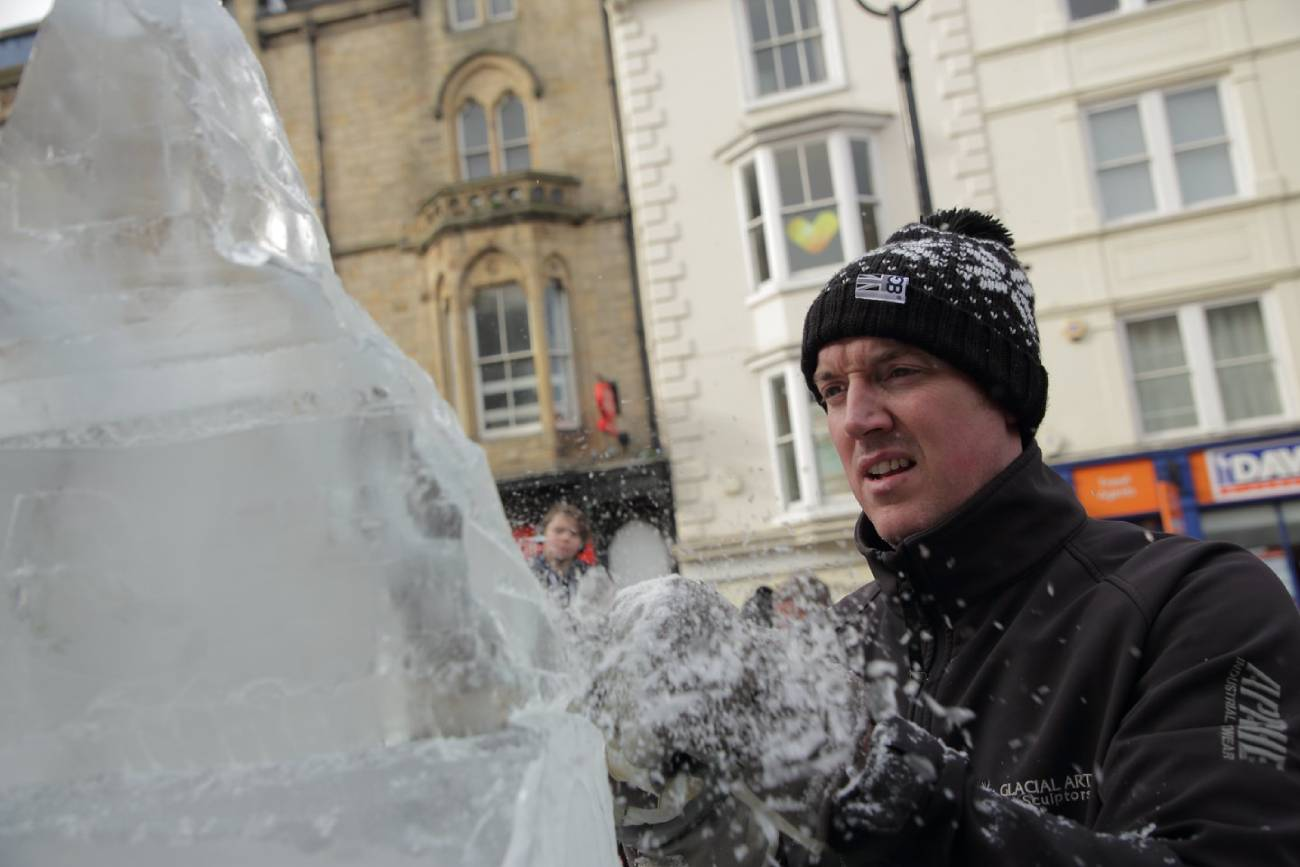 The Durham Fire and Ice 2019 weather forecast is looking good