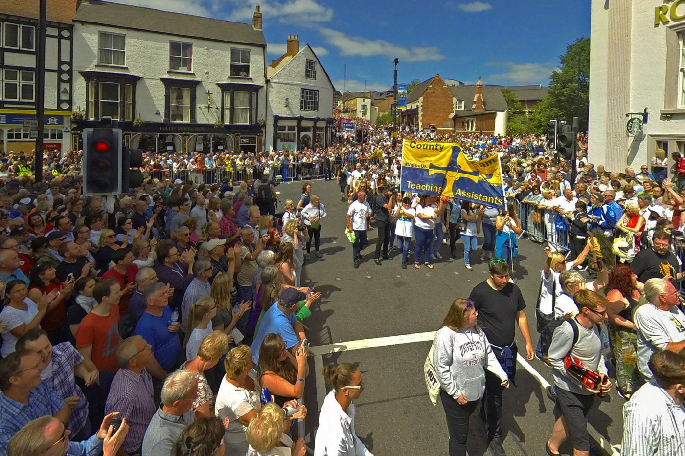 Durham Miners Gala fundraising callout hopes to hit £25,000
