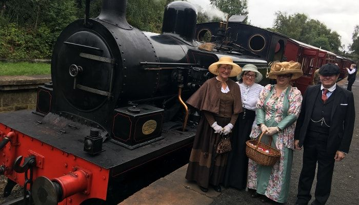 Tanfield Railway Easter events to keep the whole family entertained