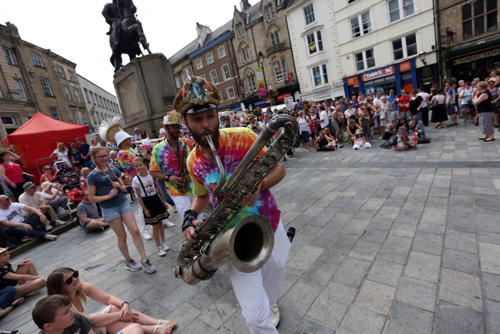 Nine pictures from last year to get you in the mood for Durham Brass Festival 2019