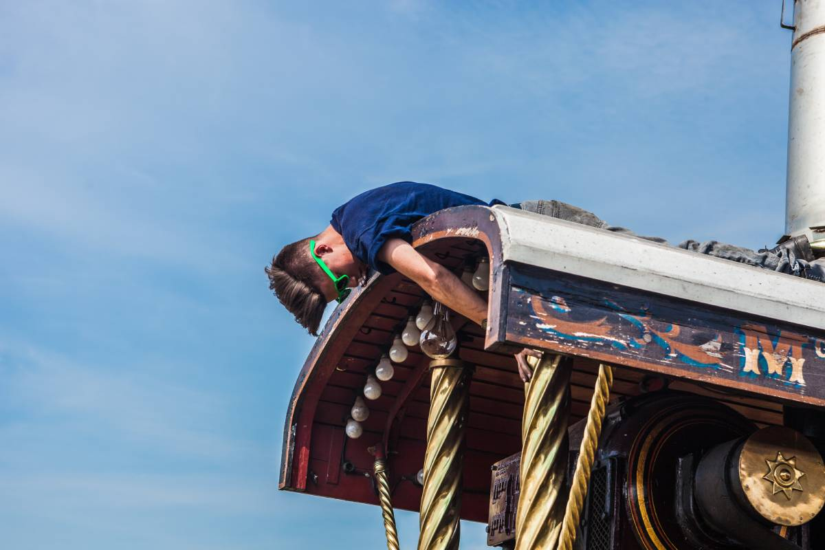 Chester le Street Steam Fair 2019 information including tickets, parking and start times