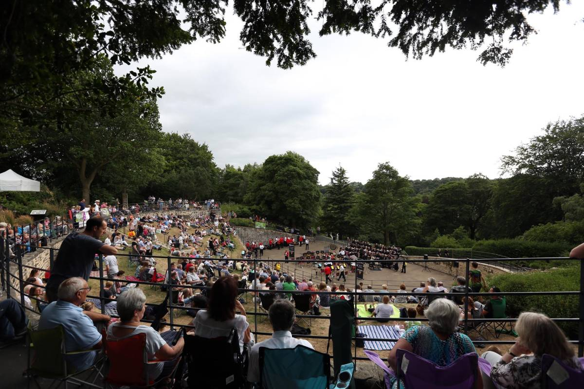 Durham Brass Festival Wharton Park concerts are back for 2019