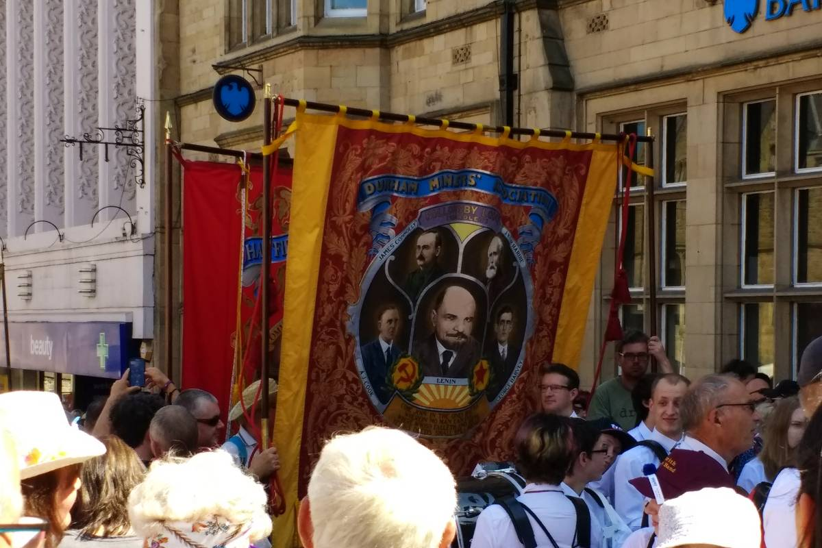 Durham Miners Gala 2019 travel information, from buses to parking and street closures