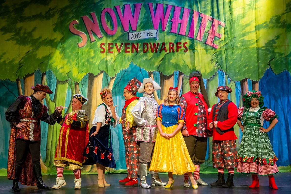 Empire Theatre Consett Christmas panto returns in 2019 with retelling of Snow White