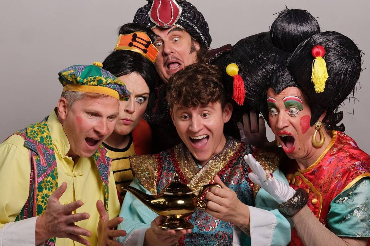 Durham Gala Theatre Christmas panto tickets go on sale