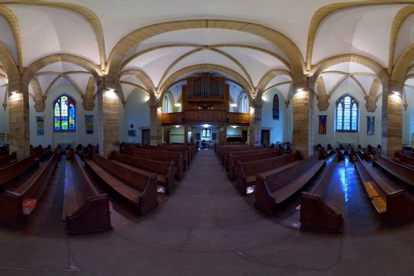 This Durham School chapel virtual tour shows off its beauty in 360 degrees