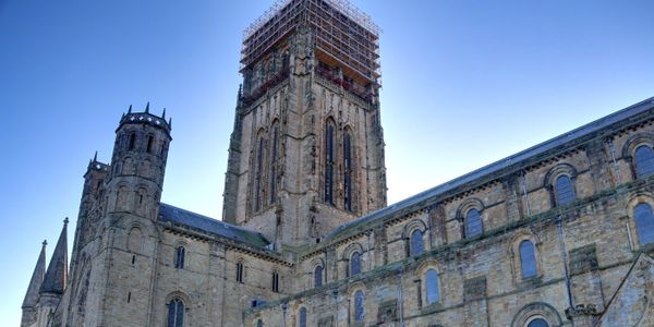Durham Cathedral tower repairs finally begin drawing to a close