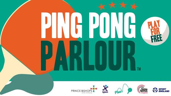 Durham Ping Pong Parlour has got activities most days - and it's FREE