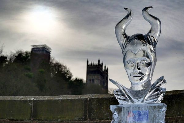 Durham Fire and Ice pictures of all 10 amazing 2019 ice sculptures