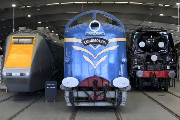 Locomotion Shildon visitor information you need to know before you visit the museum