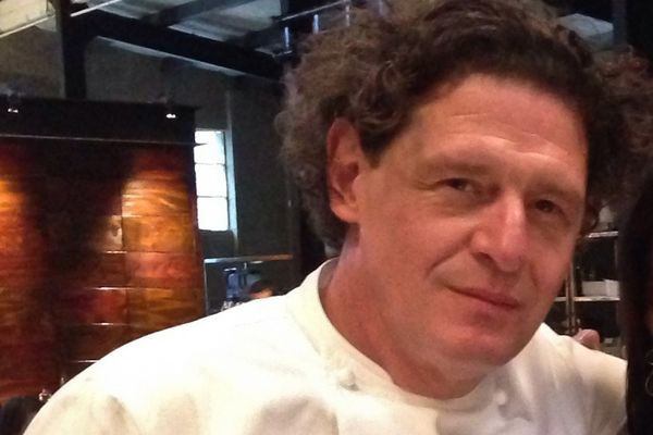 Meet Marco Pierre White in Durham this month