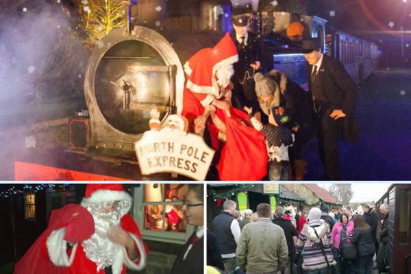 Here's how many Polar Express Tanfield tickets are left for December - we've counted them