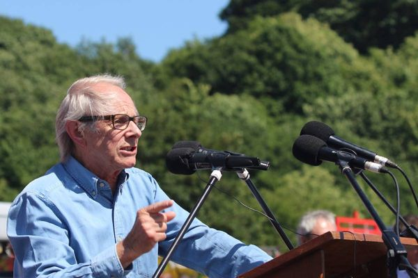 Ken Loach to speak at Durham Miners Gala 2019 service