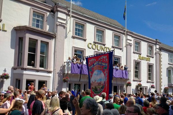 Durham Miners Gala 2019 will see working class students society march for first time