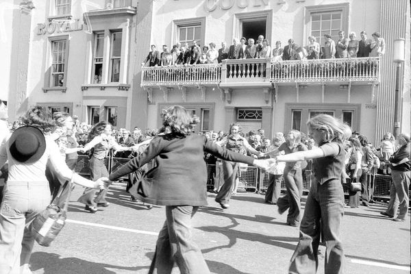 Durham Miners Gala old pictures show Big Meeting fun of yesteryear