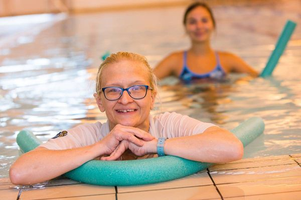 Aqua natal classes in Durham offer exercise during pregnancy