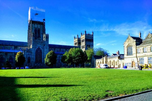 Durham Cathedral events for the rest of this month, August 2019