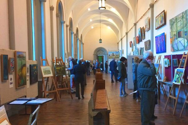 North East Art Weekend at Brancepeth Castle will include affordable local art