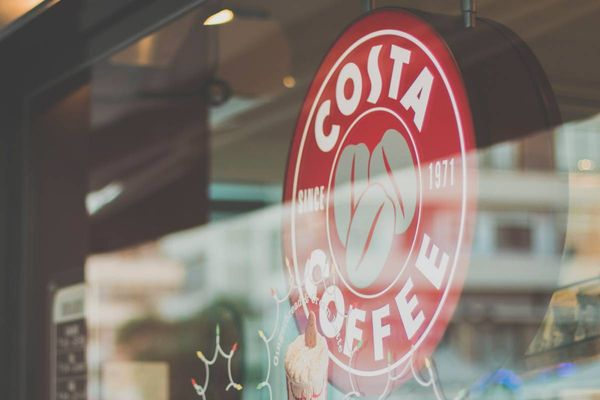 Get free Costa Coffee across County Durham at Express machines