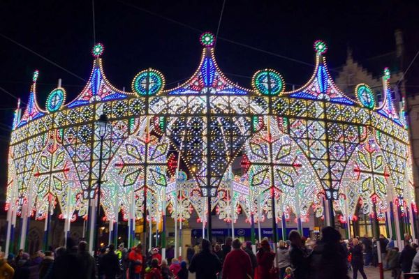 Six tips for visiting Durham Lumiere 2019