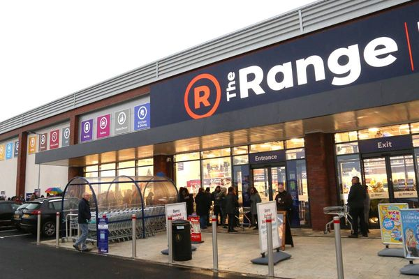 First look around The Range's Durham store as crowds queue for official opening