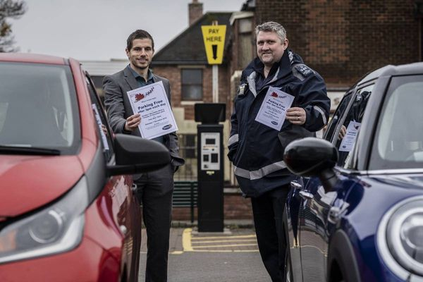 Free parking in Durham extended throughout December